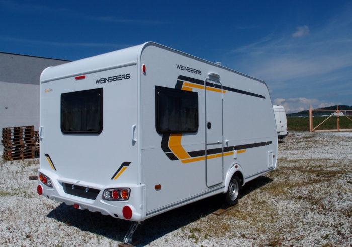 karavan Weinsberg Cara Two 450 FU