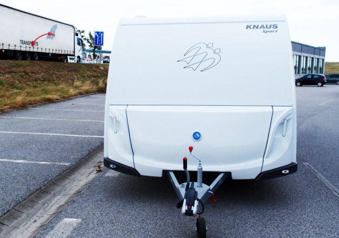 karavan Knaus Sport 550 FSK