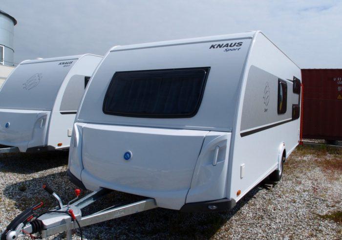 karavan Knaus Sport 500 KD