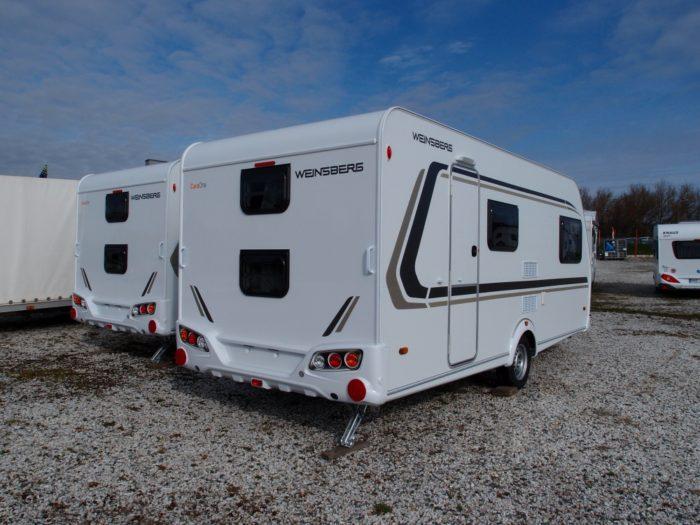 Karavan Weinsberg CaraOne 480 QDK
