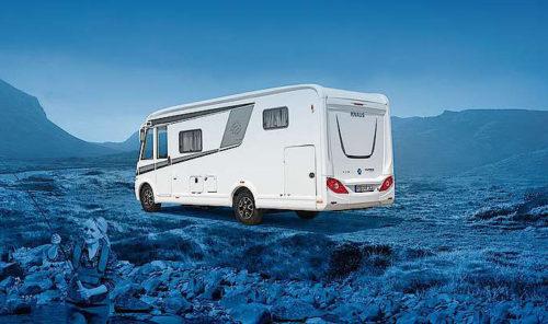 Obytné auto Knaus Van I Platinum 2018