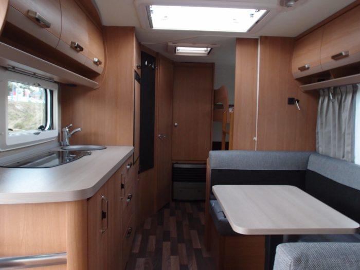 karavan KNAUS SPORT 580 QS
