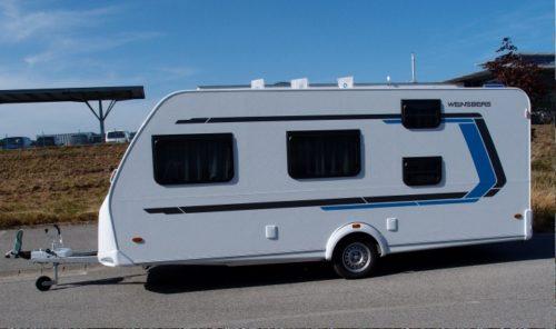 Exteriér karavanu weinsberg CaraTwo 500 QDK