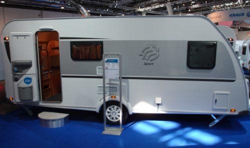 karavan knaus Sport 500 FDK