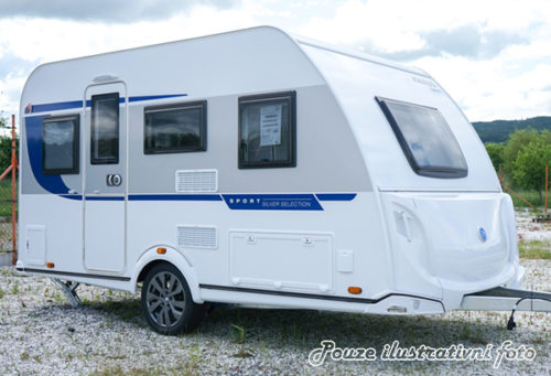 Knaus sport 400 QD Silver Selection 2020