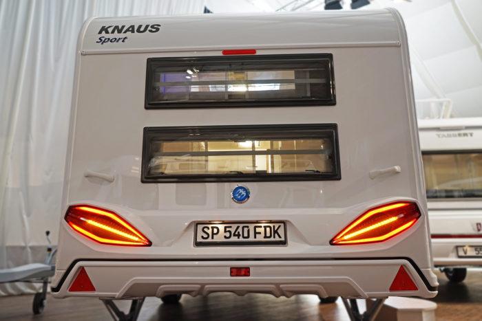 karavan KNAUS SPORT 540 FDK 2019