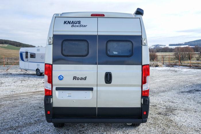 Obytná dodávka KNAUS BOXSTAR 540 MQ 2019