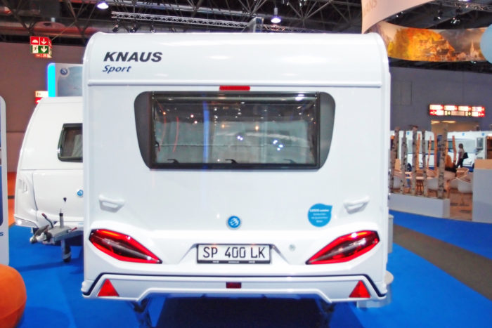 Knaus sport 400 LK