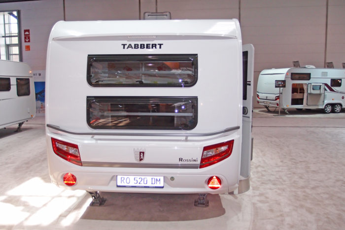 Karavan Tabbert Rossini 520 DM 2019