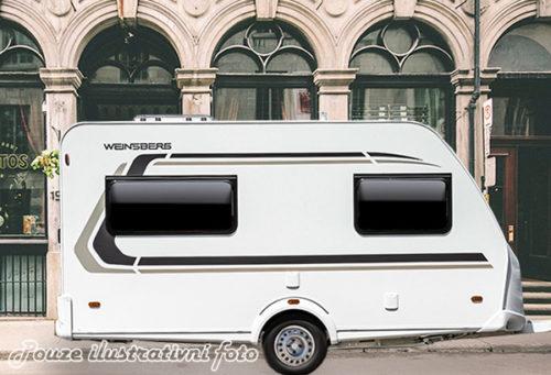 Weinsberg CaraOne 400 LK model 2019