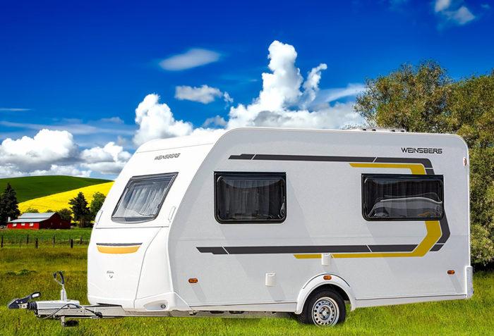 Weinsberg CaraTwo 390 QD model 2019
