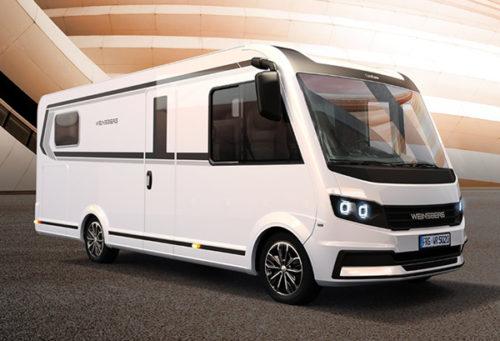 Obytné auto Weinsberg CaraCore 700 MEG model 2020