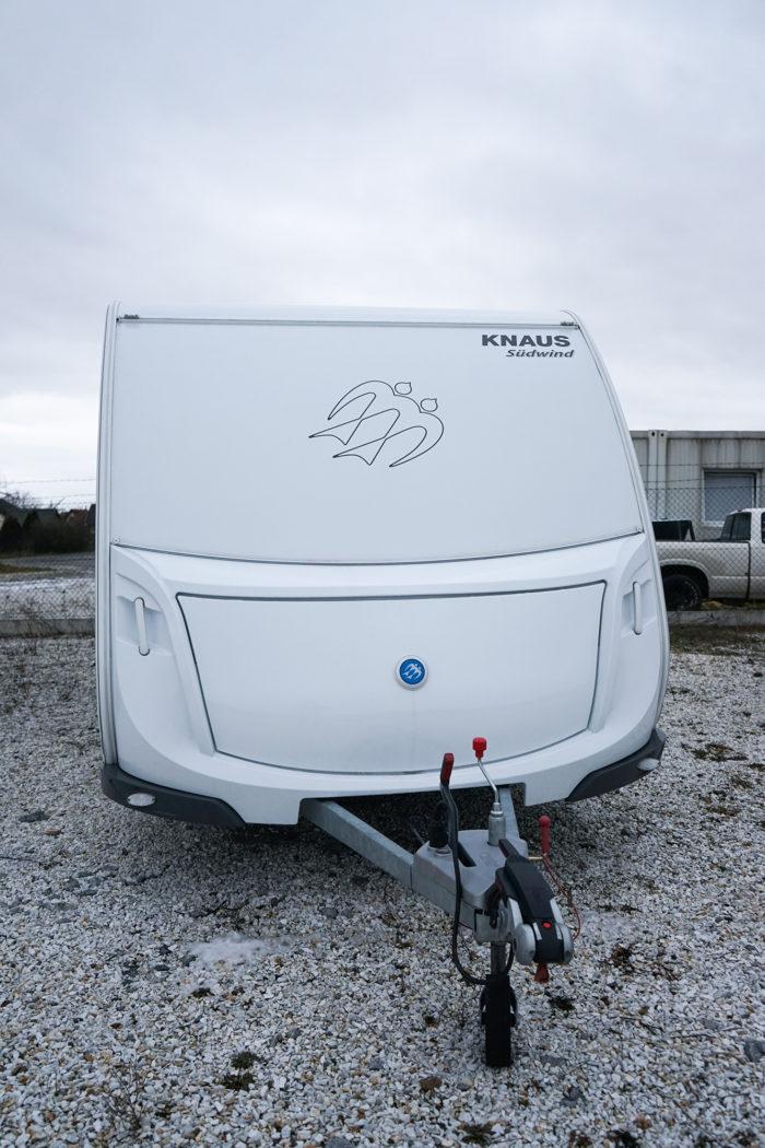 použitý karavan knaus sudwind