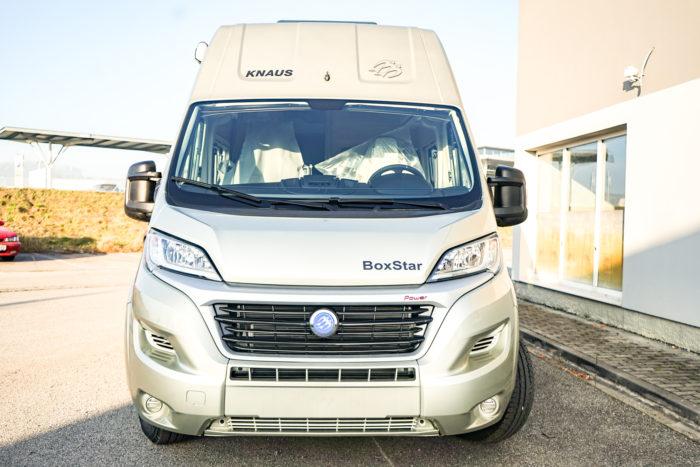 Knaus BoxStar Solution 600 model 2020