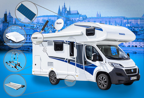 Knaus Live Traveller 2020 650 DG