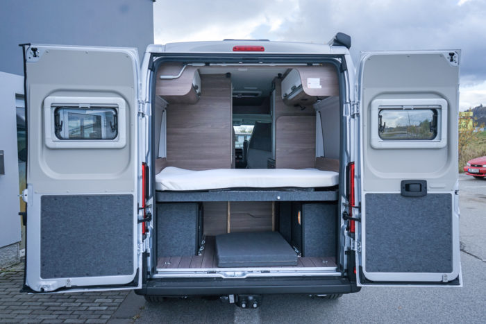 KNAUS BOXLIFE 600 MQ – PREMIUM MODEL 2020