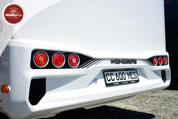 OBYTNÝ AUTO WEINSBERG PEPPER 600 MEG 2020