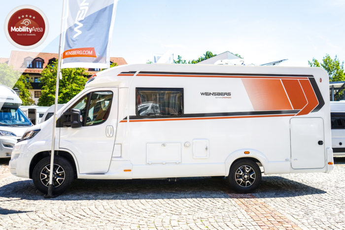 WEINSBERG PEPPER 600 MEG 2020