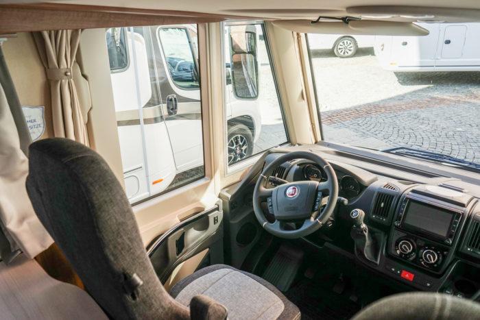 Obytné auto KNAUS VAN I