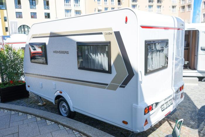 Weinsberg CaraOne 390 QD