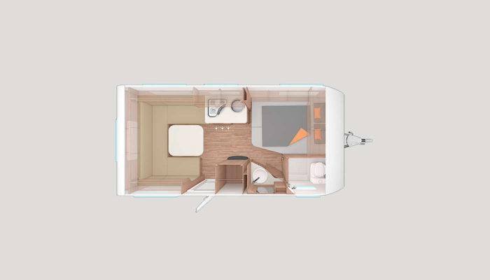 Weinsberg CaraOne 450 fu MODEL 2020