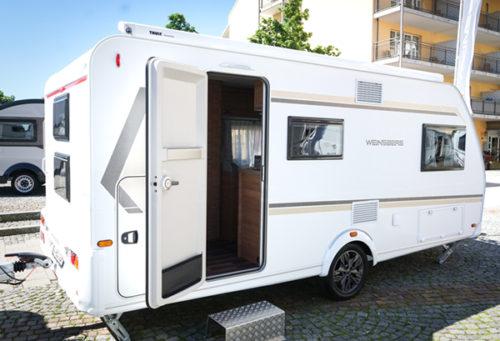 Weinsberg CaraOne 480 QDK MODEL 2020