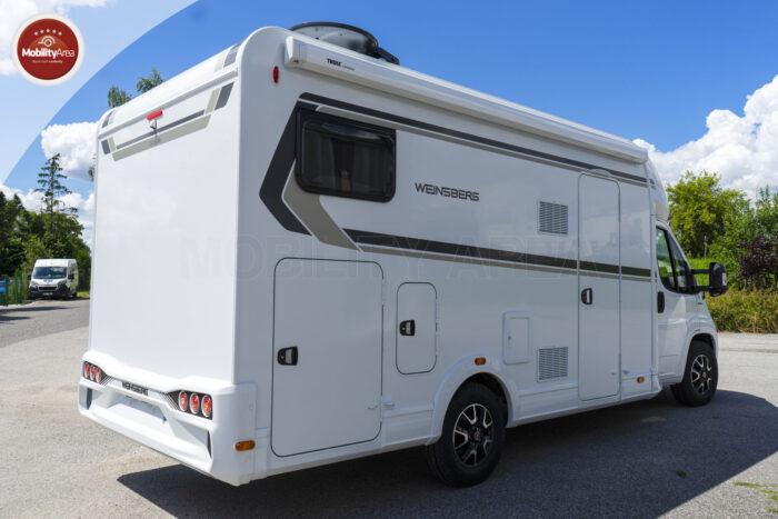 Weinsberg CaraSuite 650 MG ROADWELL 2022
