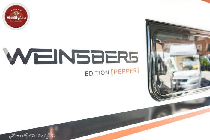 weinsberg pepper caracompact 600 meg